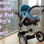 Where Should You Put Baby's Car Seat?