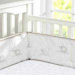 Pottery Barn Kids Recalls Sweet Lambie Crib Bumpers Due to Entanglement Hazard