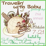 Traveling With Baby Giveaway Event