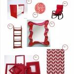Nursery Design Series: Design Colors Red