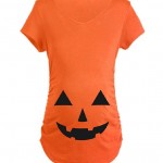 Pregnant Halloween Costumes Maternity Tees